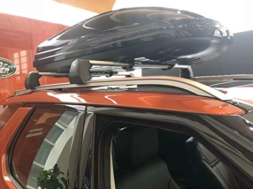 Roof Rack Cross Bar Cargo Carrier Luggage For 15-18 Chevrolet Tahoe /& GMC Yukon